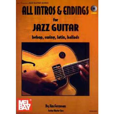 All Intros + Endings for Jazz guitar