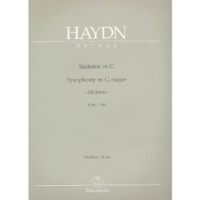 Sinfonie 100 G-Dur Hob 1/100 (Militär)
