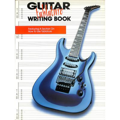 guitar-tabulature-writing-book