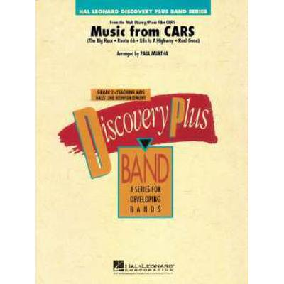 MUSIC FROM CARS