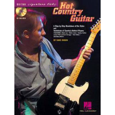 Hot Country guitar