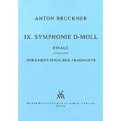 Sinfonie 9 d-moll 1894 - Finale 1895/96 (unvollendet)
