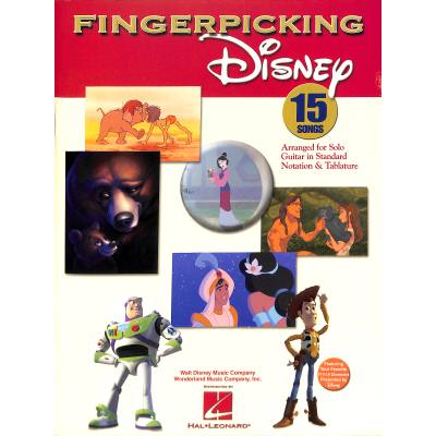 Fingerpicking Disney