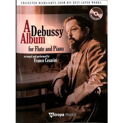 A DEBUSSY ALBUM