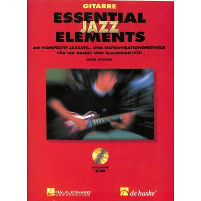 ESSENTIAL JAZZ ELEMENTS