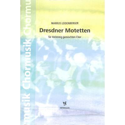 DRESDNER MOTETTEN