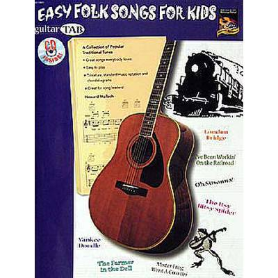 Easy folk songs for kids