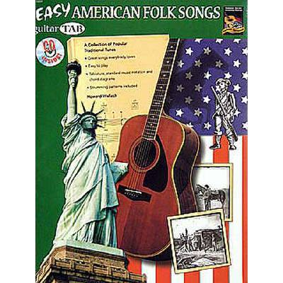 Easy american folk songs