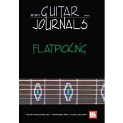 Guitar journals - flatpicking