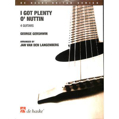 I GOT PLENTY O' NUTTIN' (PORGY + BESS)