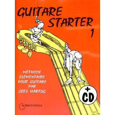 Guitare starter 1