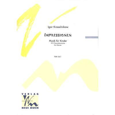 IMPRESSIONEN - MUSIK FUER KINDER