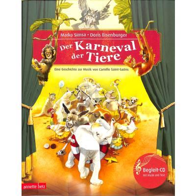 Der Karneval der Tiere - eine Geschichte zur Mu...