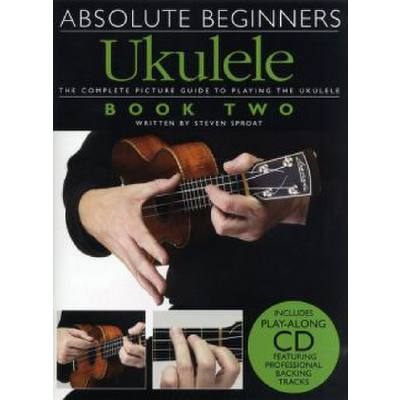 Absolute beginners ukulele 2