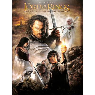 LORD OF THE RINGS 3 - RETURN OF THE KING
