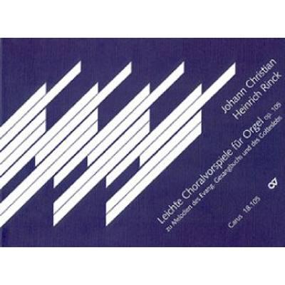 leichte-choralvorspiele-op-105