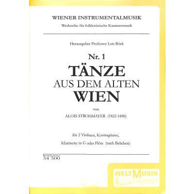 Taenze Aus Dem Alten Wien 1