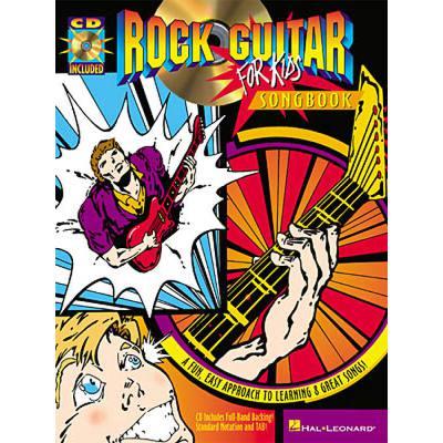 ROCK GUITAR FOR KIDS - SONGBOOK
