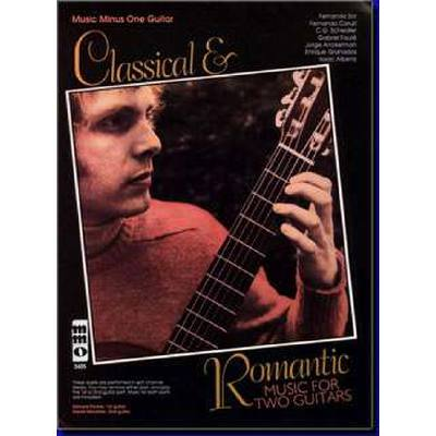 CLASSICAL & ROMANTIC MUSIC FOR 2 GUITERS