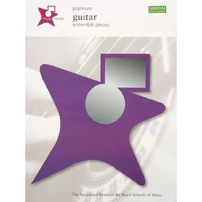 Platinum guitar ensemble pieces