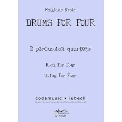 drums-for-four