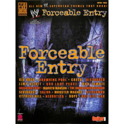 FORCEABLE ENTRY