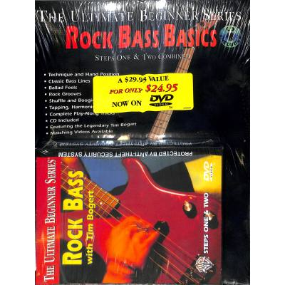 Rock bass basics 1 + 2