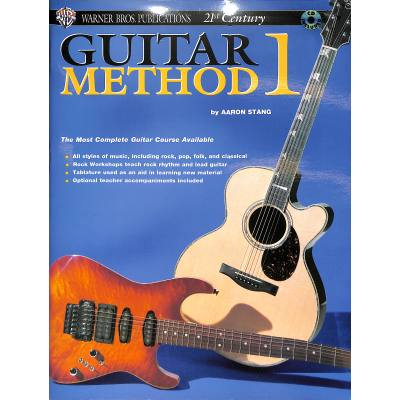 GUITAR METHOD 1 - 21ST CENTURY GUITAR LIBRARY