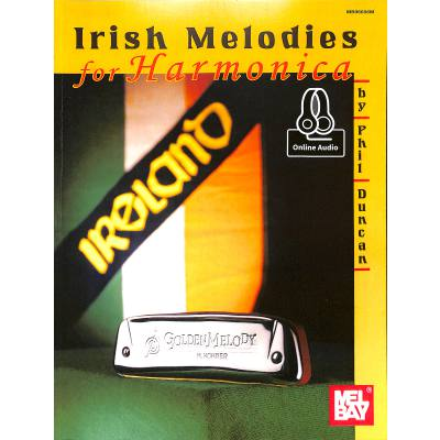 IRISH MELODIES FOR HARMONICA jetztbilligerkaufen