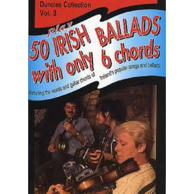 Play 50 Irish Ballads With Only 6 Chords Bd 3