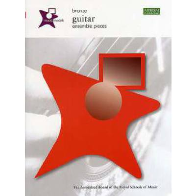 BRONZE GUITAR ENSEMBLE PIECES