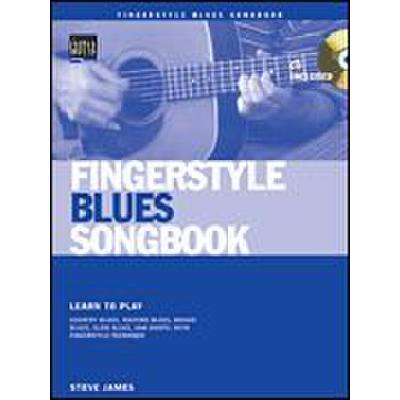 Fingerstyle Blues songbook