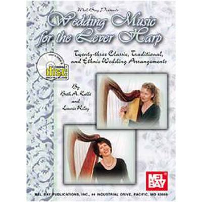 Wedding music for the lever harp
