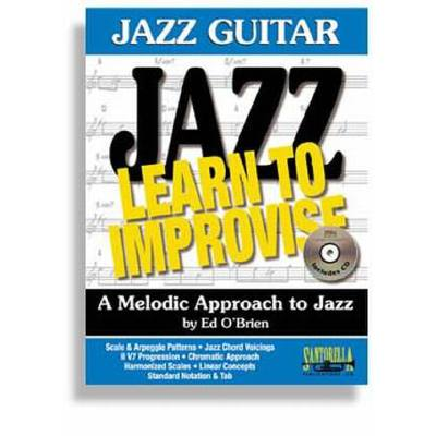 JAZZ GUITAR - LEARN TO IMPROVISE