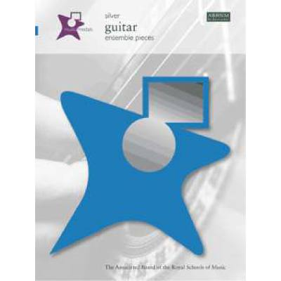 MUSIC MEDALS SILVER - GUITAR ENSEMBLE PIECES