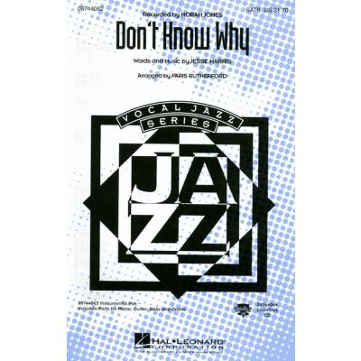 don-t-know-why