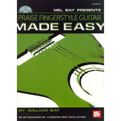 PRAISE FINGERSTYLE GUITAR MADE EASY