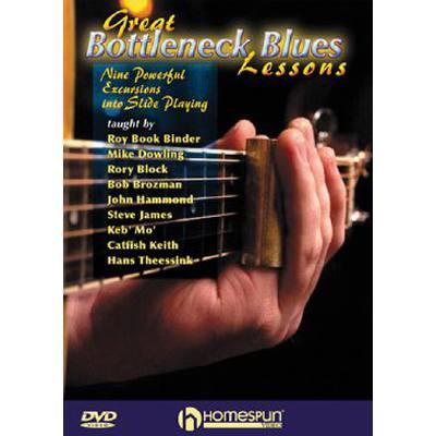 GREAT BOTTLENECK BLUES LESSONS