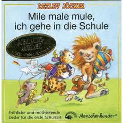 mile-male-mule-ich-gehe-in-die-schule