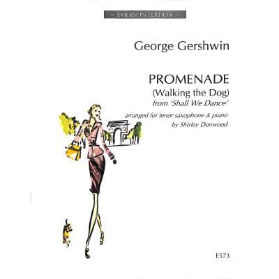 PROMENADE - WALKING THE DOG (SHALL WE DANCE)