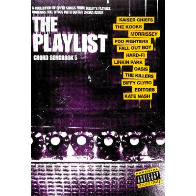 THE PLAYLIST CHORD SONGBOOK 5