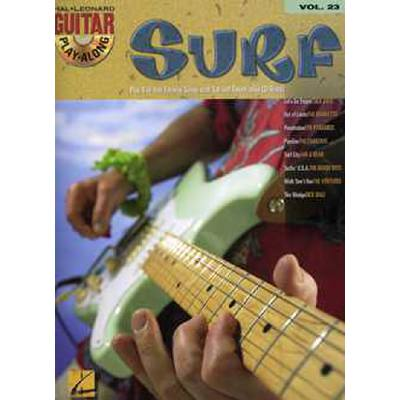 SURF GUITAR PLAY ALONG