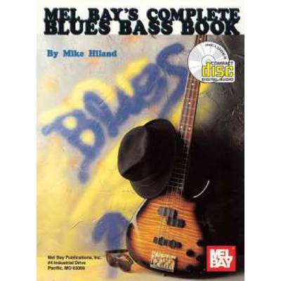 Complete Blues bass book