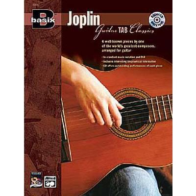 BASIX JOPLIN - GUITAR TAB CLASSICS