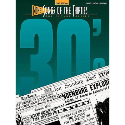 more-songs-of-the-30-s