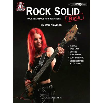 Rock solid bass