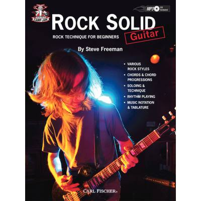 ROCK SOLID GUITAR