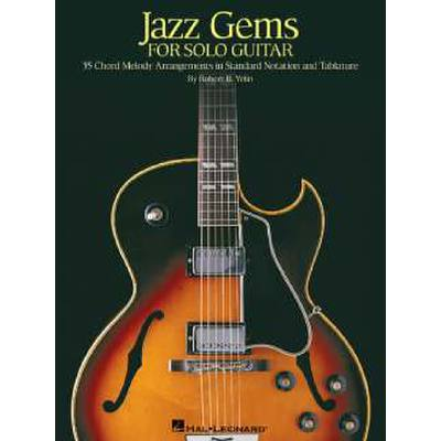 JAZZ GEMS FOR SOLO GUITAR
