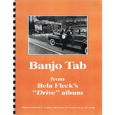 BANJO TAB (DRIVE ALBUM)