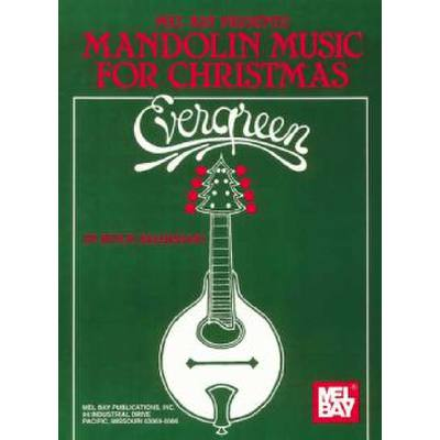 MANDOLIN MUSIC FOR CHRISTMAS - EVERGREEN